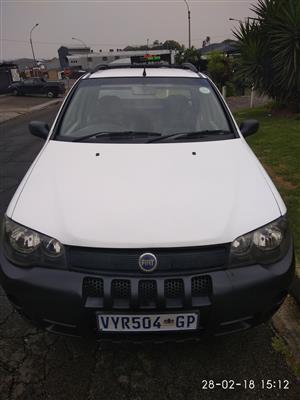2007 Fiat Strada 1.4 Life