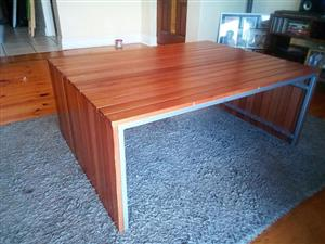 solidwood table