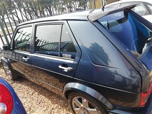 2006 VW Golf 1.6 Comfortline