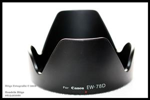 EW-78D Lens Hood for Canon