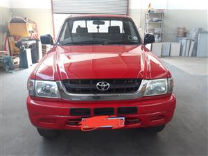 2003 Toyota Hilux 2.7 Raider
