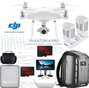 DJI Phantom 4 Pro Plus Quadcopter Drone