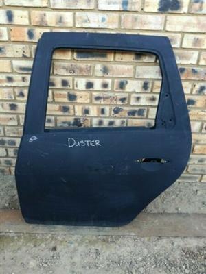 Renault Duster Left Rear Door Brand New OEM Original  Contact for Price