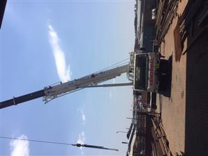 50-ton Mobile Truck Crane for Sale
