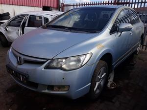 2008 Honda Civic 1.8 - Stripping for Spares