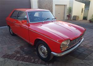 A BARGAIN - A beautiful 1974 Peugeot 204 for sale