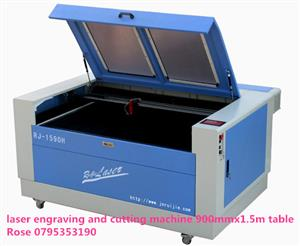 RJ1590 Laser engraving and cutting machine 1.5mx0.9m