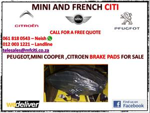 Brake pads new for sale