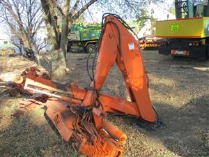 Dismantled & Dismounted Cranes for Sale in PH Projects Online Auction