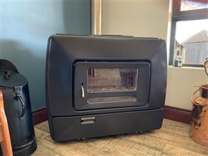 Becker antrasite stove