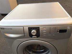 Silver defy 7kg from loader washing machine