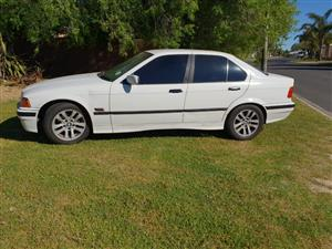 1996 BMW 3 Series 325i Individual