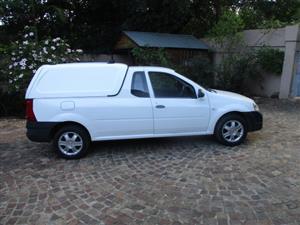 2011 Nissan NP200 1.6i