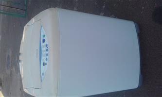 13kg samung top load washing machine