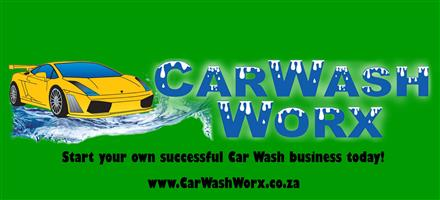 Carwash Worx Franchise Opportunity