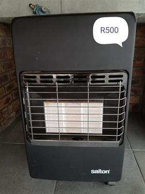Salton gas heater te koop