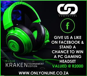 Razer Kraken Gaming Headset June Give Away