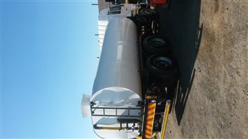 Water truck 18000L new tank Man 33400 browser