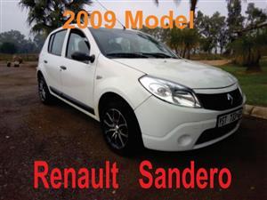 2009 Renault Sandero 1.6 Dynamique