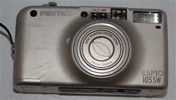 MG Pentax digital camera and espoi camera S031719A #Rosettenvillepawnshop