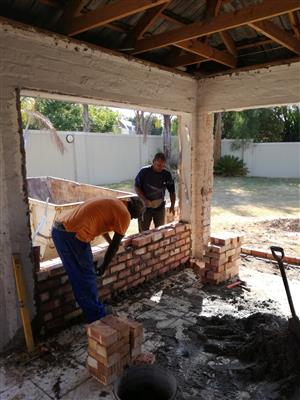 SKILLED BRICKLAYER AVAILABLE