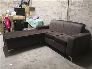 L SHAPE CORNER COUCH