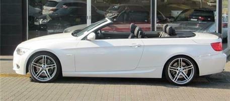 2011 BMW 3 Series 335i convertible M Sport steptronic