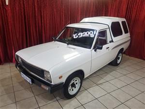 2001 Nissan 1400 Champ