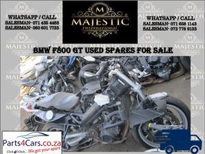 BMW F800 GT Bike spares for sale