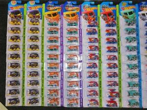 Hot Wheels Volkswagens , Beetles , VW Bus ,Kool Kombis , Golf MK1 1 ,Golf MK2 , VW Golf 5 Drag Bus