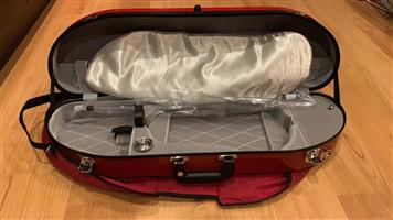 Violin case - Posh and brand new