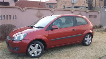 2006 Ford Fiesta 1.4i 3 door Trend