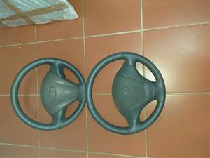 H100/K2700 steering wheel