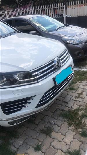 2015 VW Touareg TOUAREG 3.0 TDI V6 EXECUTIVE