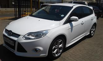 2014 Ford Focus 1.6 5 door Si
