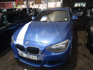 2012 BMW 1 Series 125i 3 door