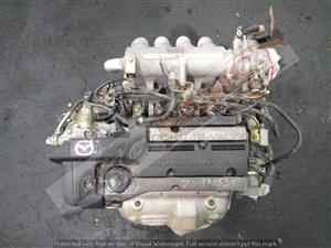 FORD ZL 1.5L VVTI DOHC 16V Engine