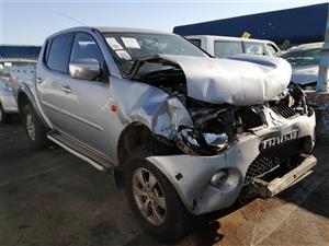 2008 Mitsubishi Triton 2.4 GL