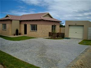Newly Built Home in Estate Available, George, Western Cape