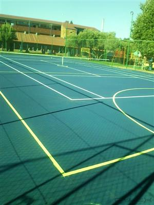 TRUST TENNIS COURTS CONSTRUCTION AND PROJECTS-+27 65 176 5876