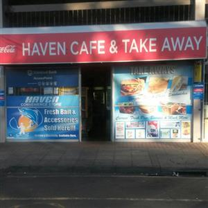Haven cafe and take away