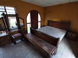 Full Sleeper Kingsize bedroom set