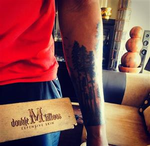 Double M tattoos-a house call service