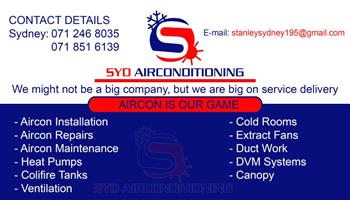 SYD Air Conditioning