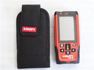 Hilti PD-E Laser range meter UNUSED