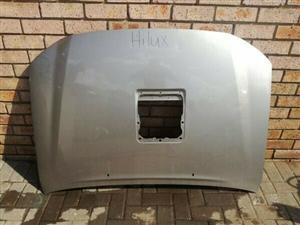 Toyota Hilux D4d 3.0 Prefacelift Bonnet