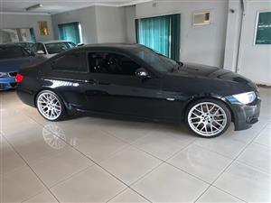 2010 BMW 3 Series 335i coupé M Sport DCT