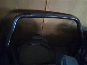 Toyota Hillux singel cab frame