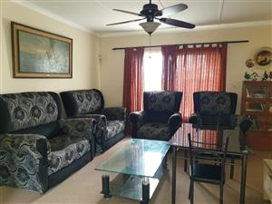 Lounge Suite, coffee table and dinning table