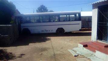 50 seater ford bus for sale